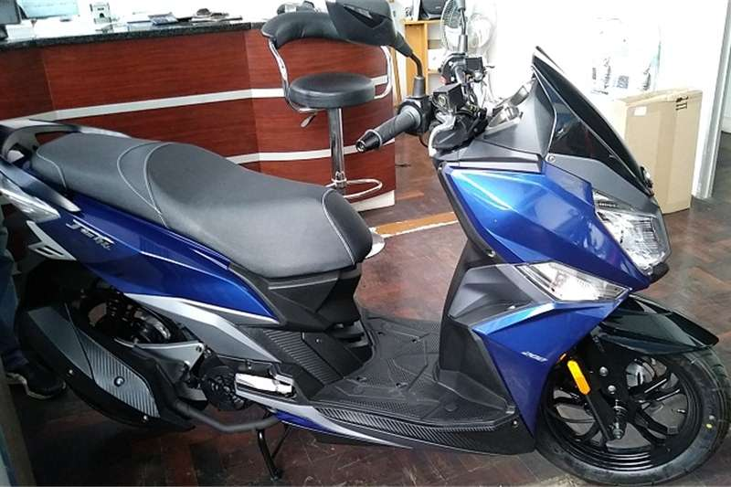 Sym motorcycles for sale in South Africa | Auto Mart