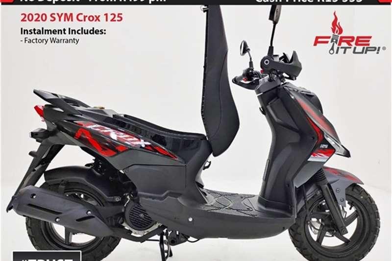 Sym CROX 125 2020