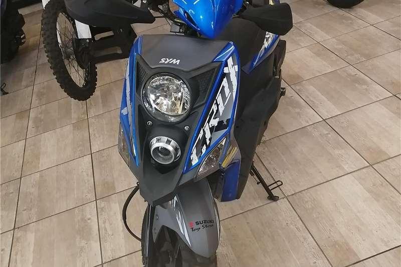 Used 0 Sym CROX 125