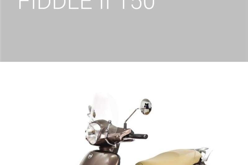 Sym FIDDLE II 150 2020