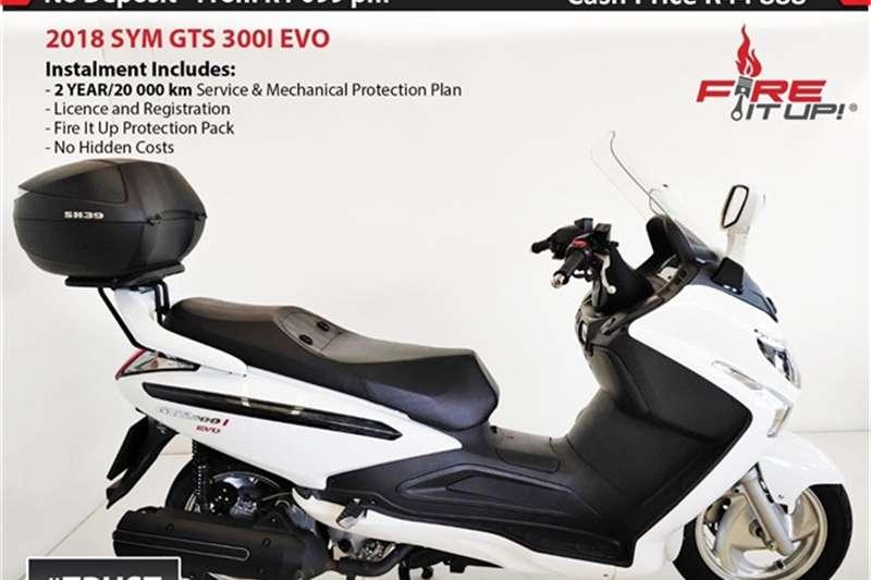 Sym GTS 300i EVO 2018