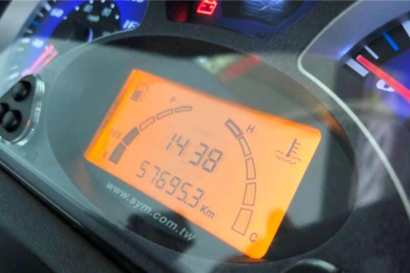 2012 Sym GTS 300i EVO