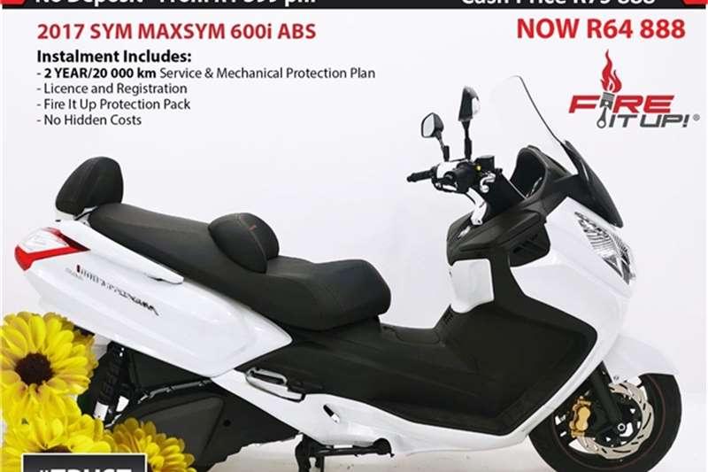 Sym MAXSYM 600i ABS 2017
