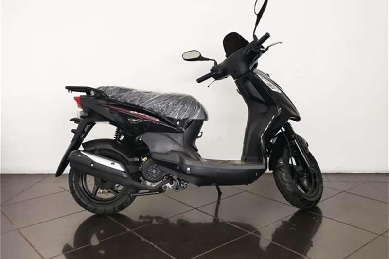 Used 2021 Sym ORBIT II 125