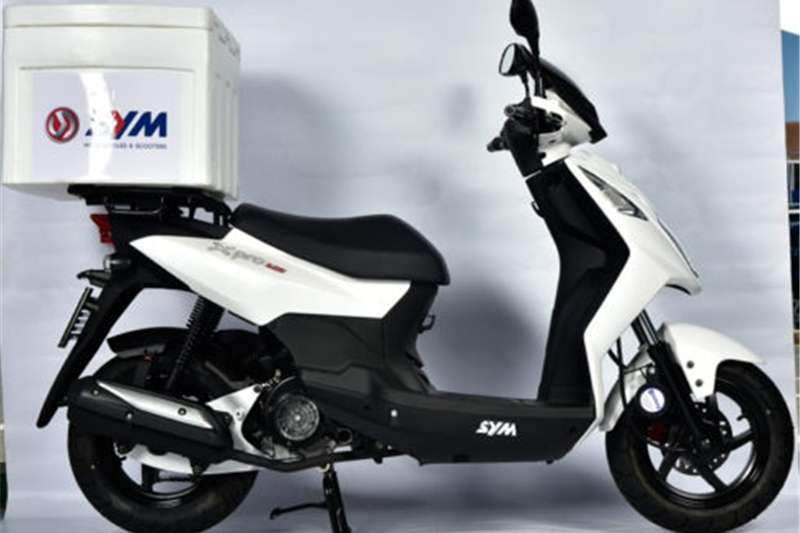Used 2020 Sym X-PRO 125