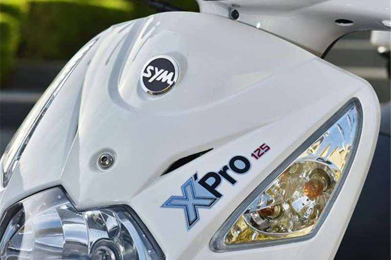 Sym X-PRO 125 2020