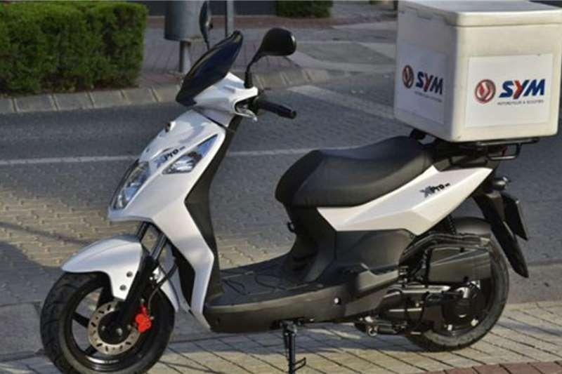 2020 Sym X-PRO 125