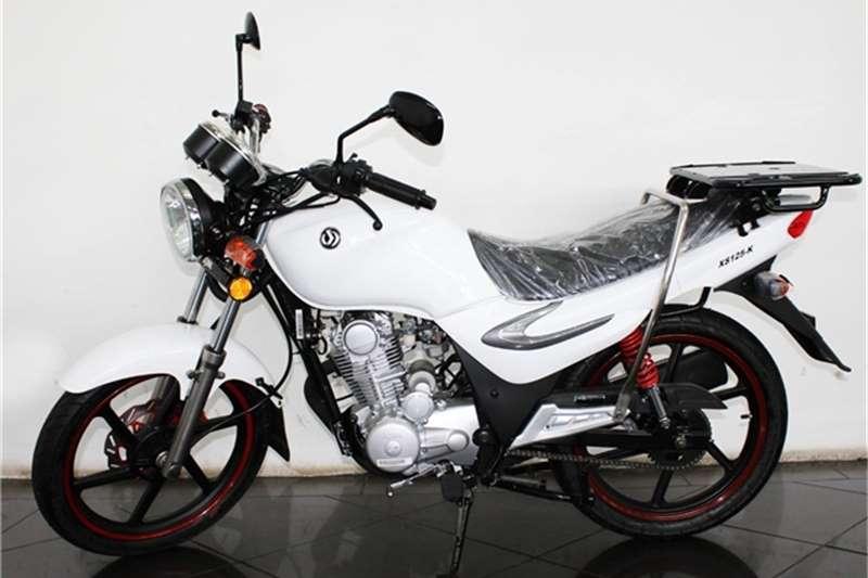 Sym XS 125 2021