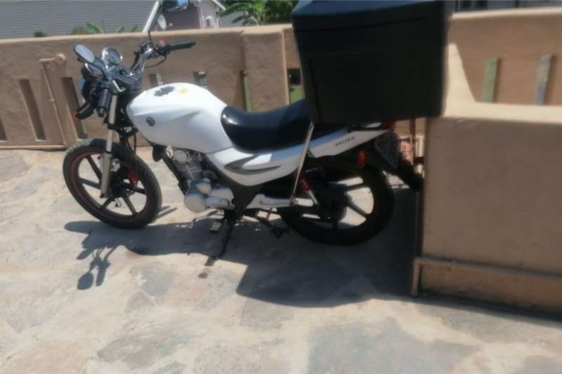 Sym XS 125-K Delivery 2020