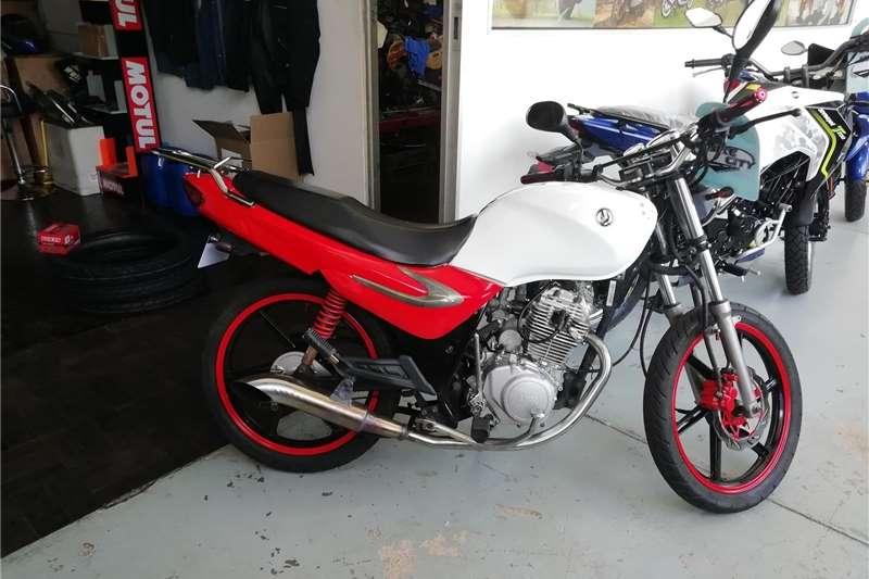 Sym XS 125-K Road Bike 0