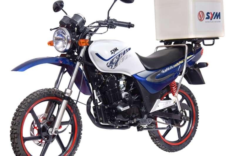 Used 0 Sym XS200 Blaze 200