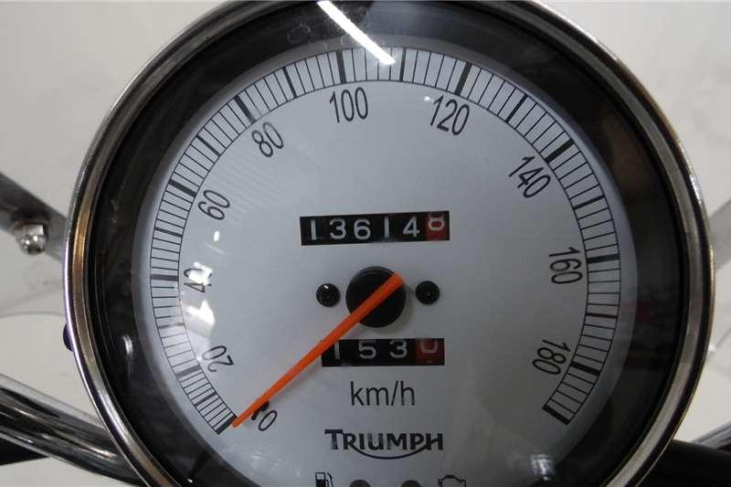 2008 Triumph Bonneville