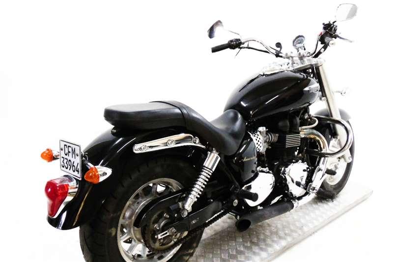 Used 2013 Triumph Bonneville