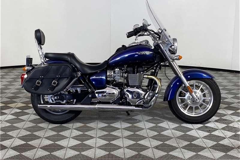 Used 2014 Triumph Bonneville