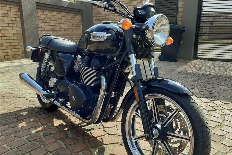 Used 2015 Triumph Bonneville 865 EFI