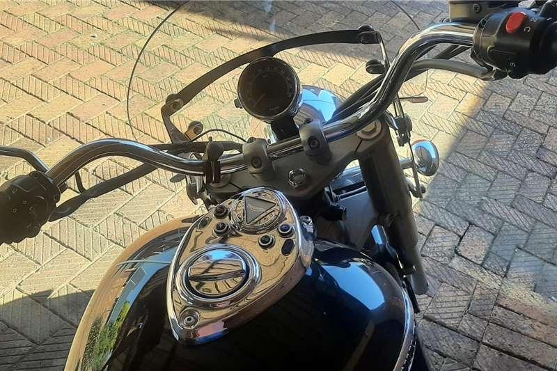 Used 0 Triumph Bonneville America EFI
