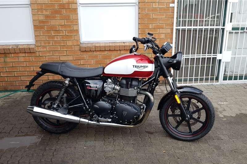Used 0 Triumph Bonneville