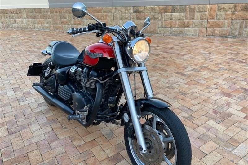 Used 2004 Triumph Bonneville