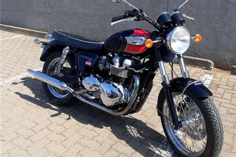 Triumph Bonneville T100 2006