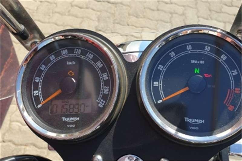 Used 2013 Triumph Bonneville T100