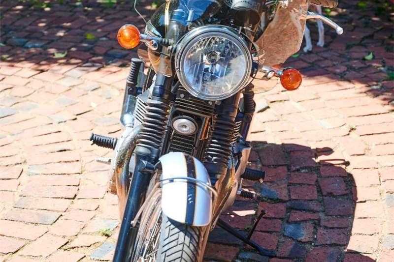 Used 2016 Triumph Bonneville T100