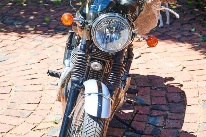 Used 2016 Triumph Bonneville T100 865cc