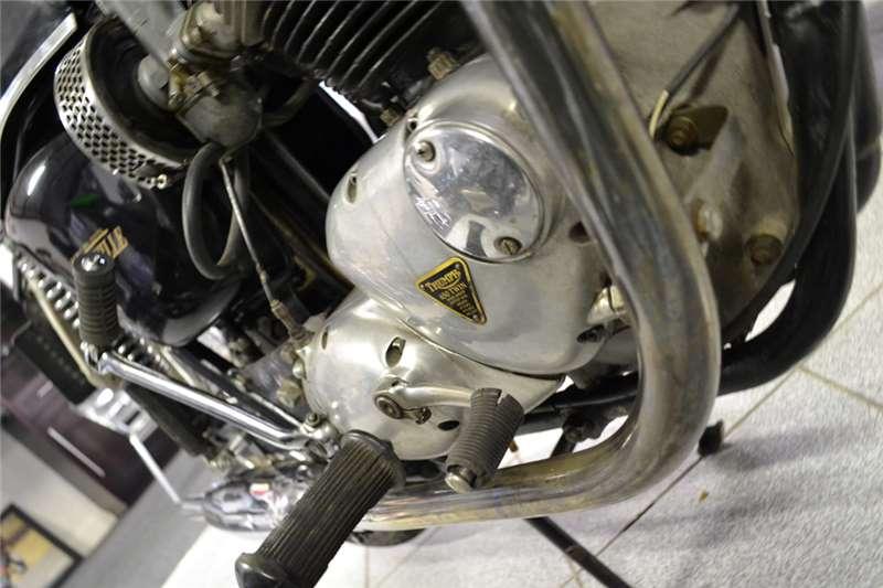 Used 1968 Triumph Bonneville T120