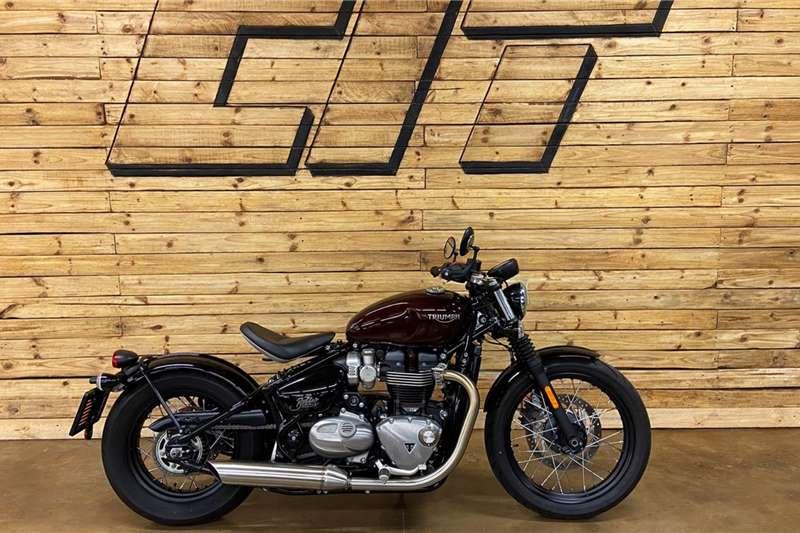 Used 2018 Triumph Bonneville T120 Black