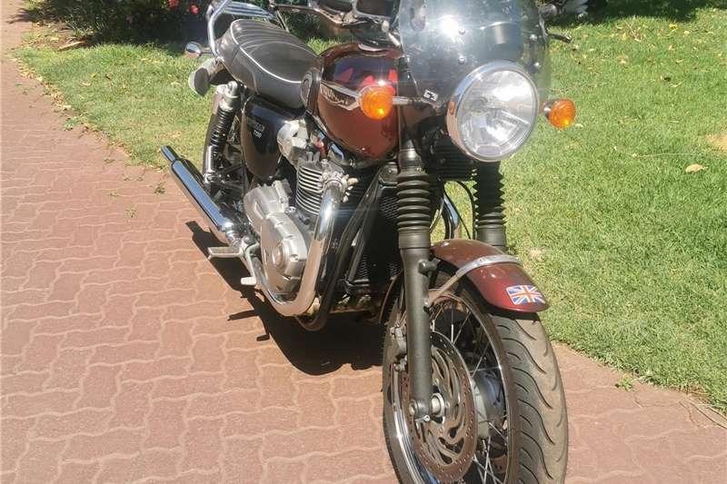 Used 0 Triumph Bonneville T120