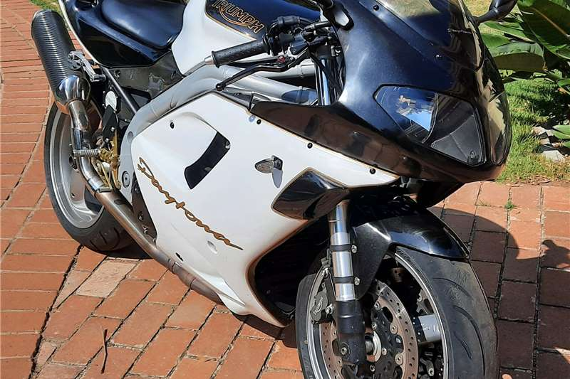 Used 2006 Triumph Daytona
