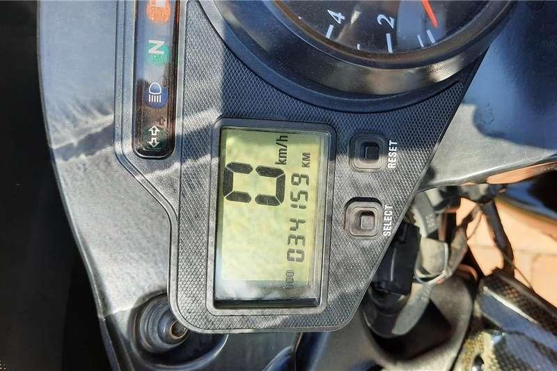 Triumph Daytona 2006