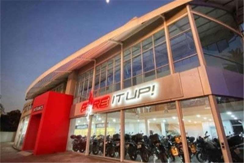2014 Triumph Explorer