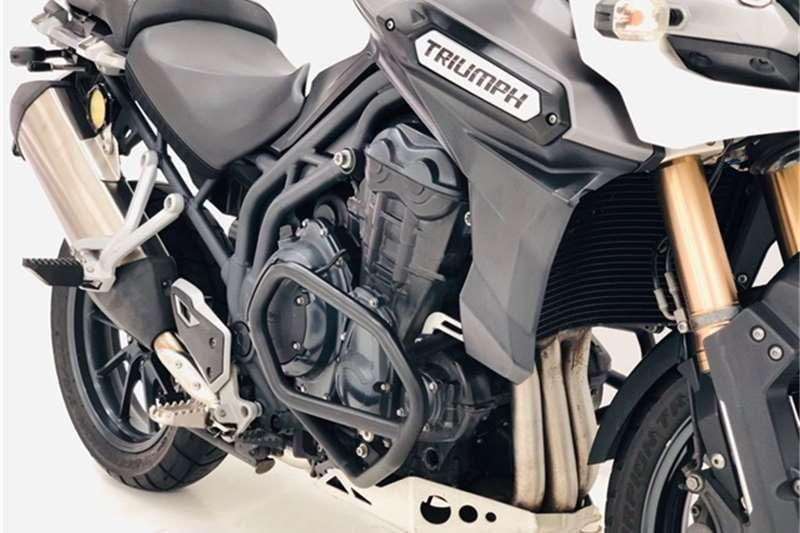 Used 2014 Triumph Explorer