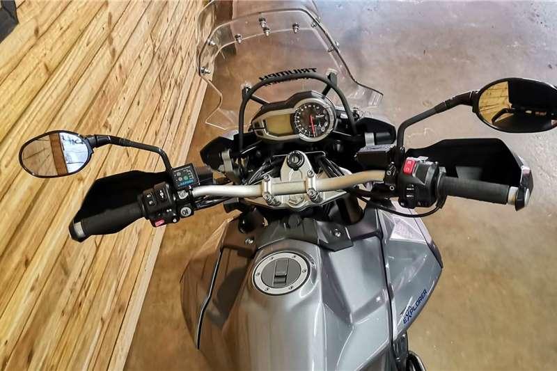 Used 2012 Triumph Explorer