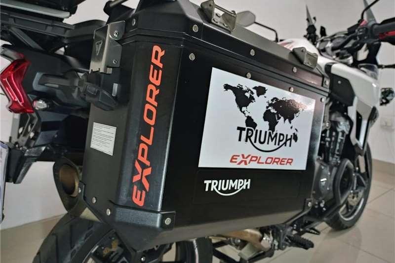 Triumph Explorer 2017