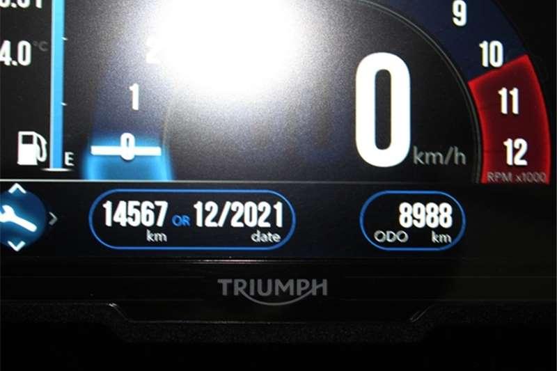 Used 2019 Triumph Explorer