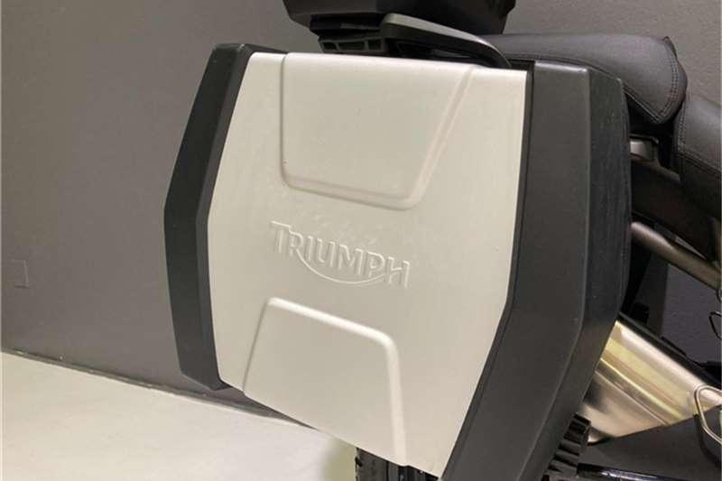 Triumph Explorer XCA Full Spec 2016
