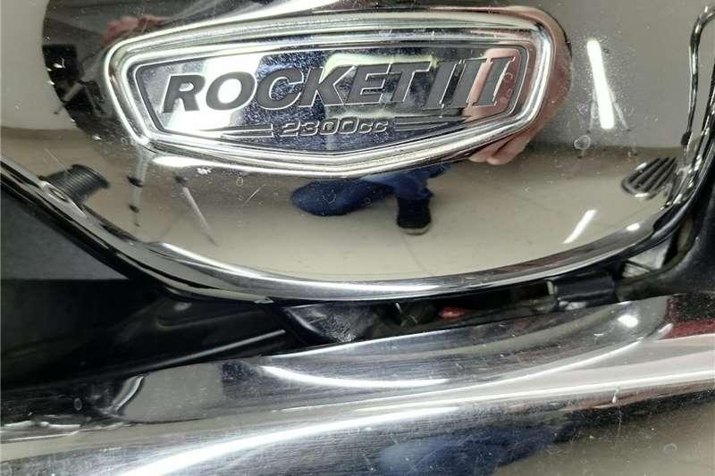 Used 2005 Triumph Rocket III