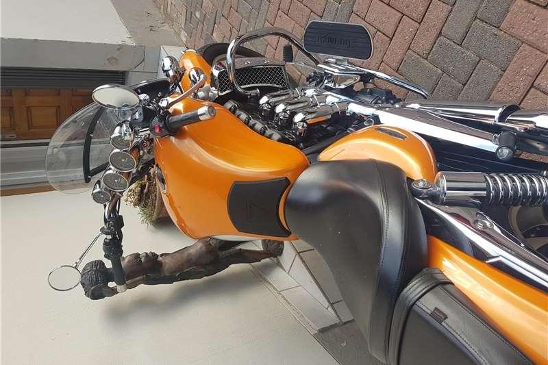 Triumph Rocket III 2006