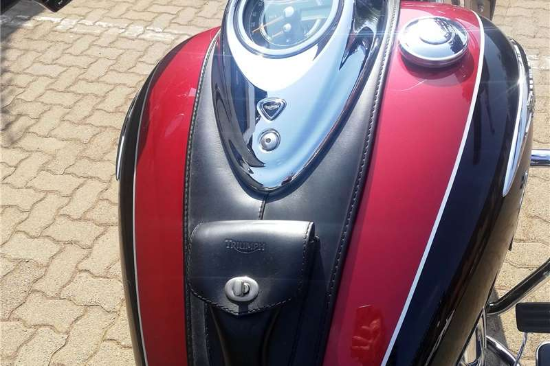 2009 Triumph Rocket III Touring