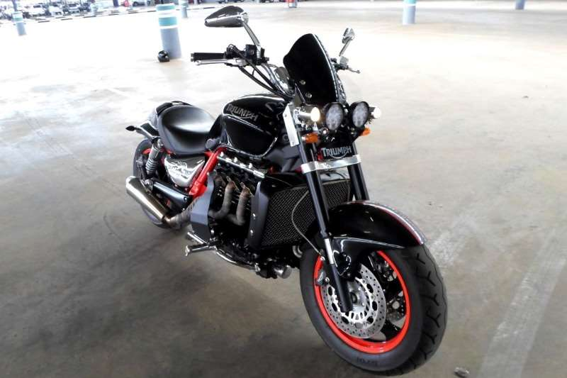 Triumph Rocket Roadster 2004
