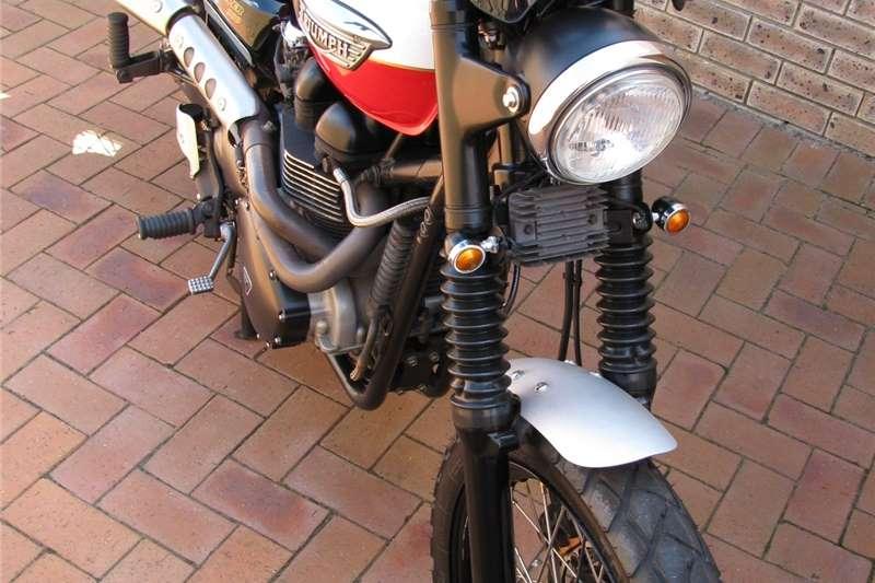 Triumph Scrambler 2007
