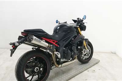 Triumph Speed Triple 1050cc 2014
