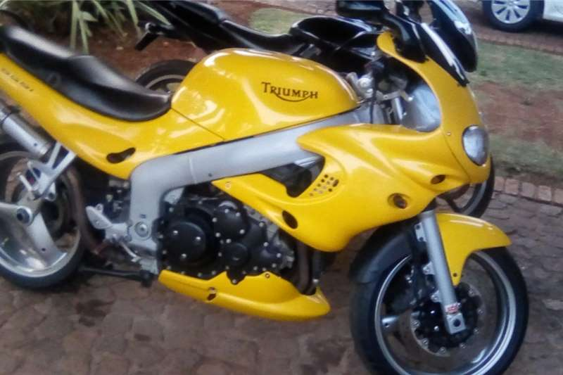 Used 2004 Triumph Sprint