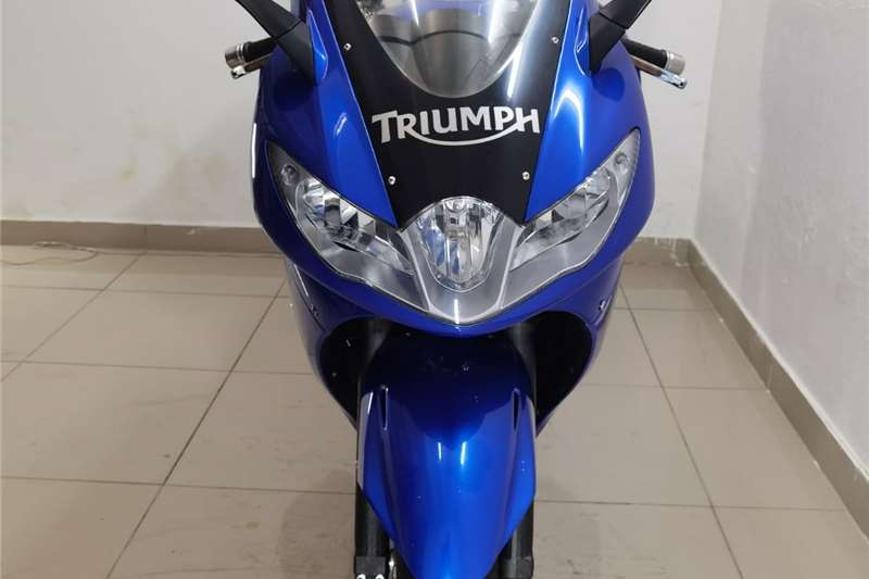 Used 2011 Triumph Sprint