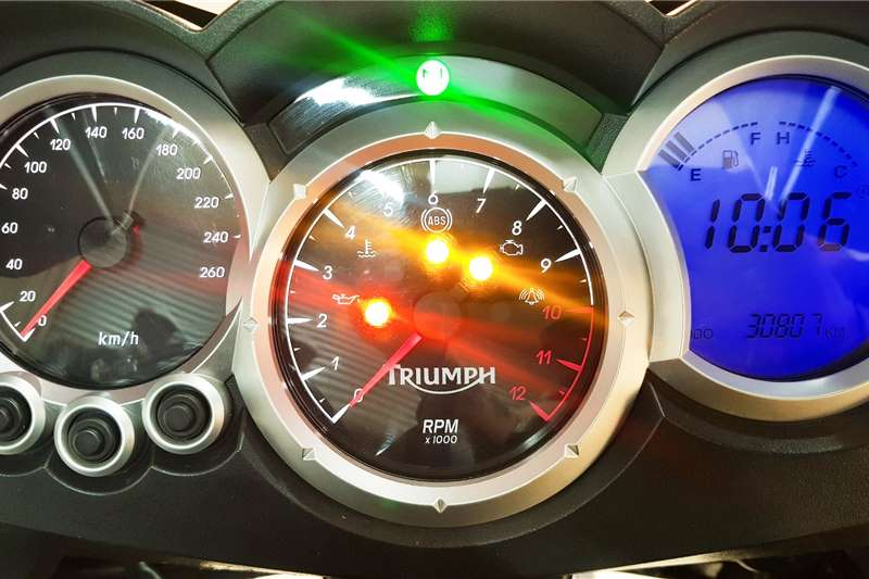 Triumph Sprint 2013