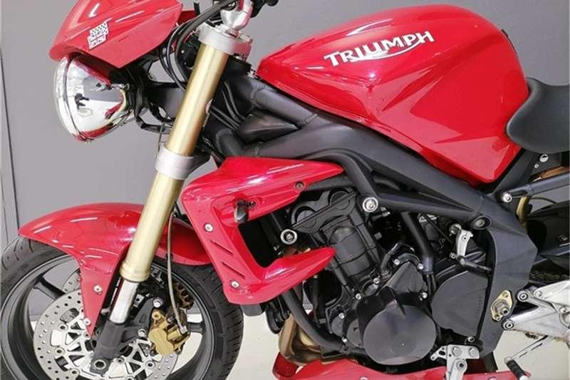 Triumph Street Triple 675 2010