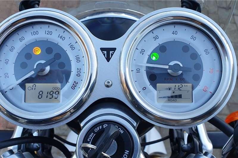 Used 2017 Triumph Thruxton 1200 R