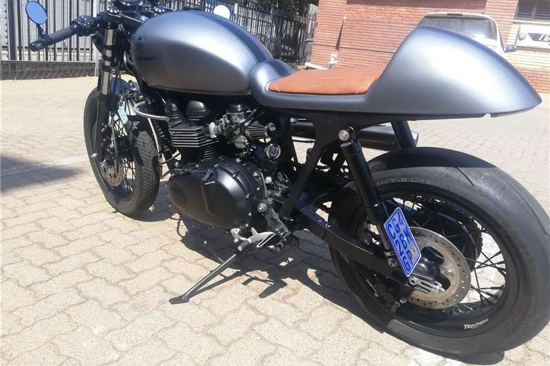 Used 2011 Triumph Thruxton 900