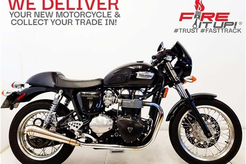 Triumph Thruxton 900 2016